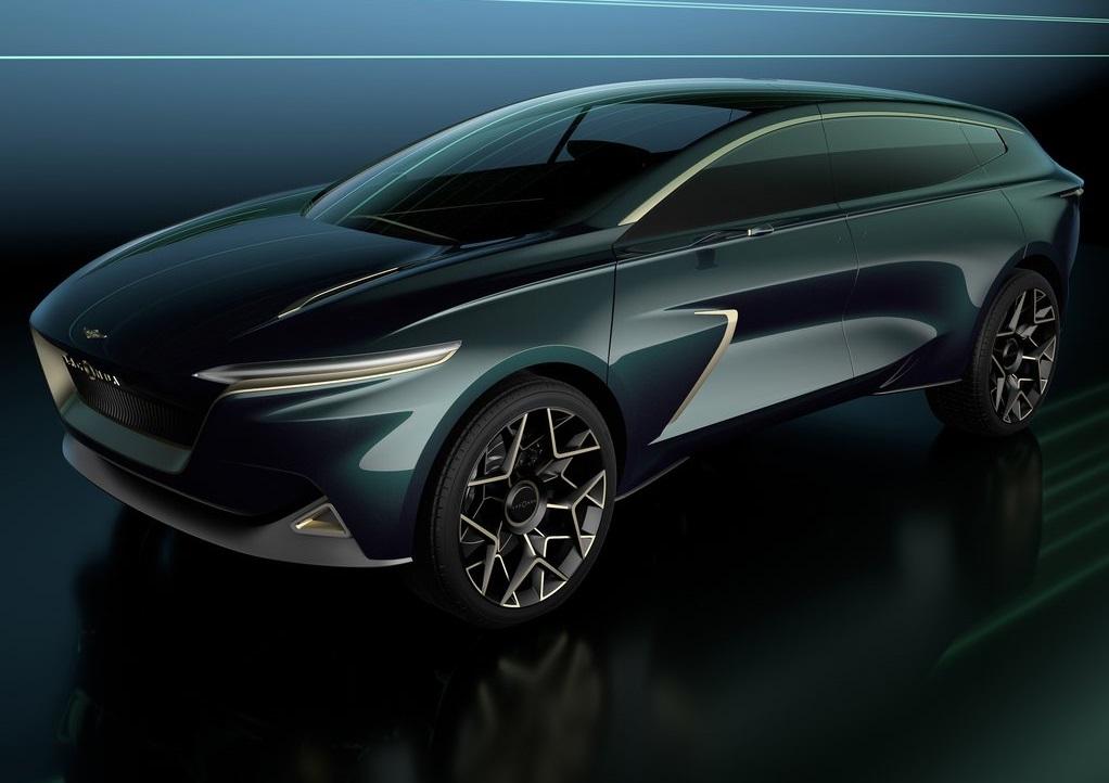 Conceito Lagonda Todo-Terreno  Aston Martin
