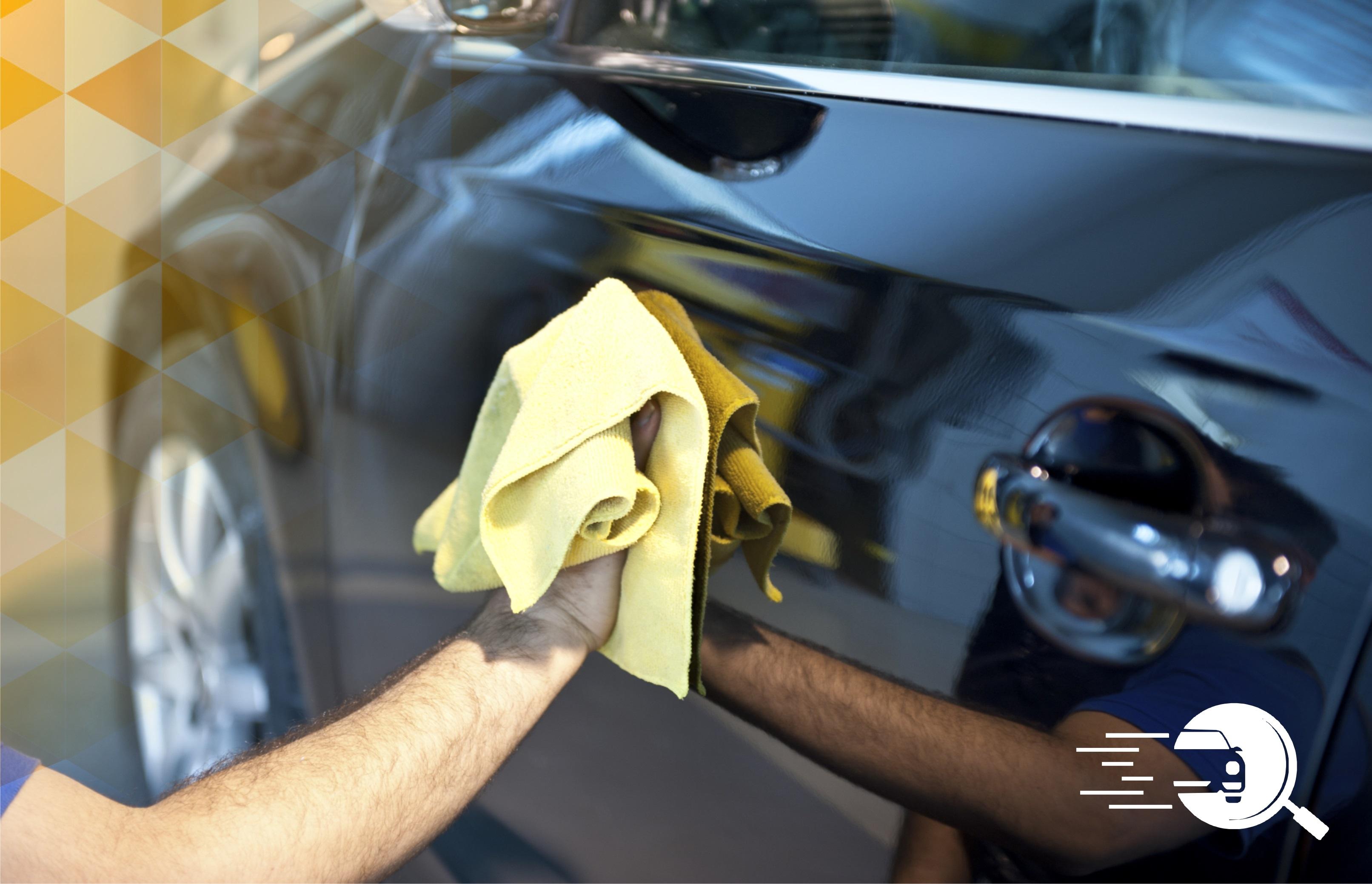 Pintura: 10 dicas para preservar a pintura do seu carro