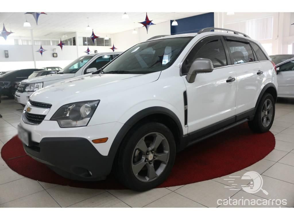 SUV Chevrolet Captiva