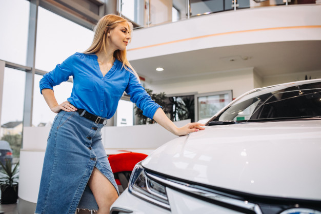 toda mulher tem seu próprio caráter e personalidade, o que também reflete na escolha do seu carro