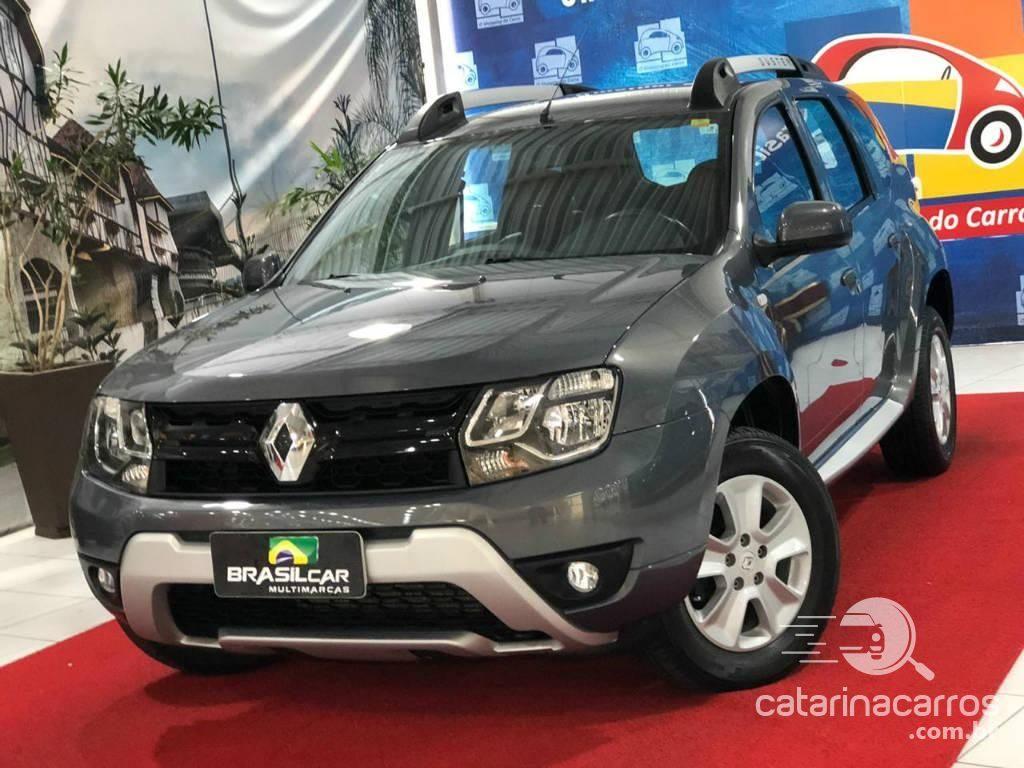 carros altos para estrada de terra Renault Duster