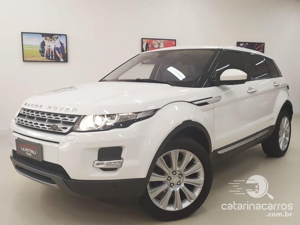 carros altos de luxo Land Rover Range Rover