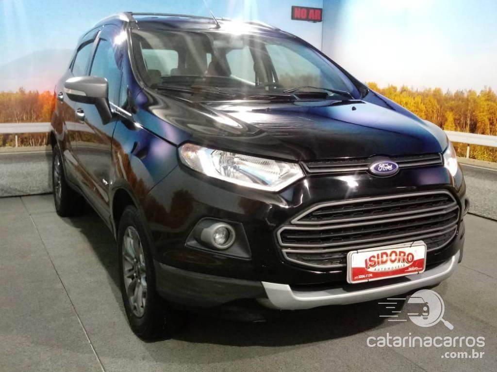 carros altos para estrada de terra Ford Ecosport