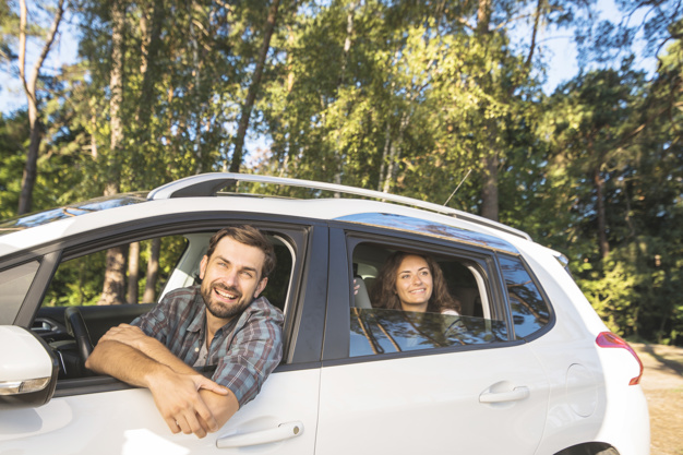 SUVs transitam bem tanto no campo como na cidade.
