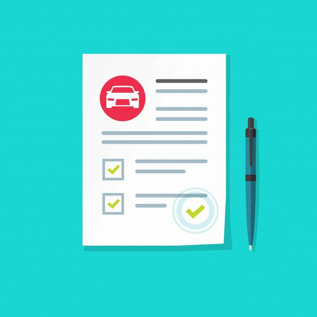 Apólice de seguro é o nome dado ao contrato de seguros.
