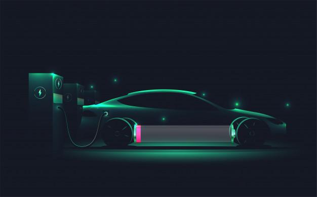 os carros elétricos devem passar de 2 milhões para 56 milhões de unidades até 2040