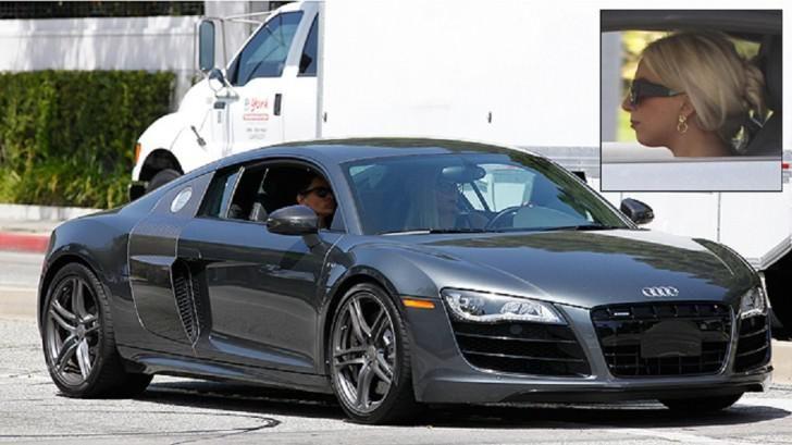 Audi R8 Lady Gaga