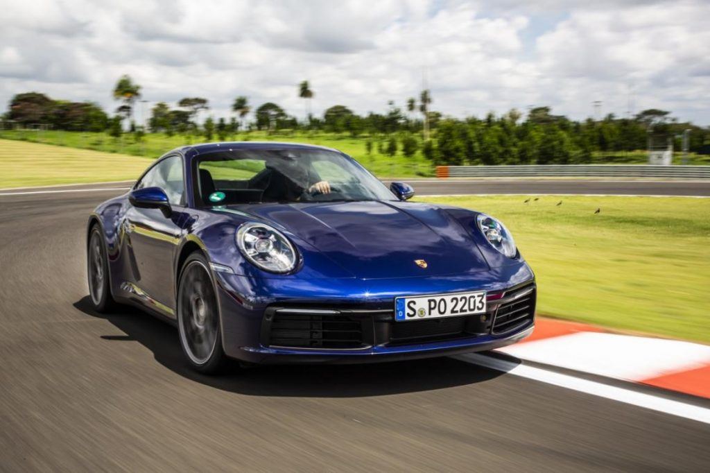 Porsche 911 de Michael Jordan