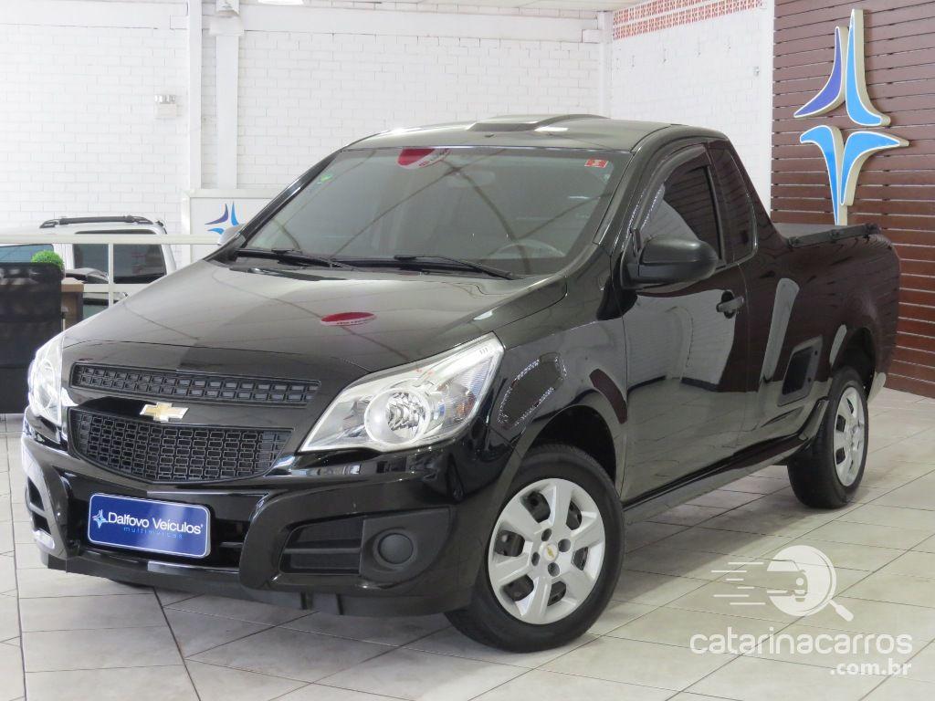 Caminhonete da Chevrolet, Montana LS, a partir de R$52.590