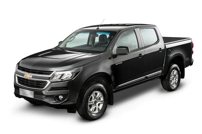 Caminhonete Chevrolet S10 Advantage Flex 4x2 MT, a partir de R$113.290
