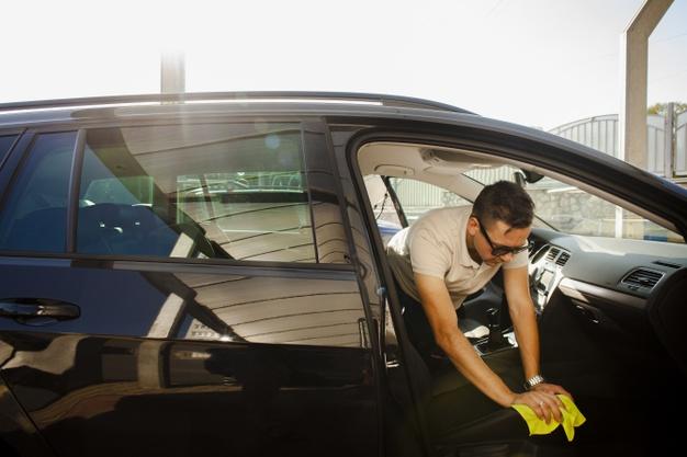 é muito importante manter os bancos do carro sempre limpo