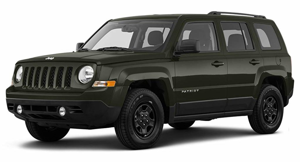 Camioneta Jeep Patriot