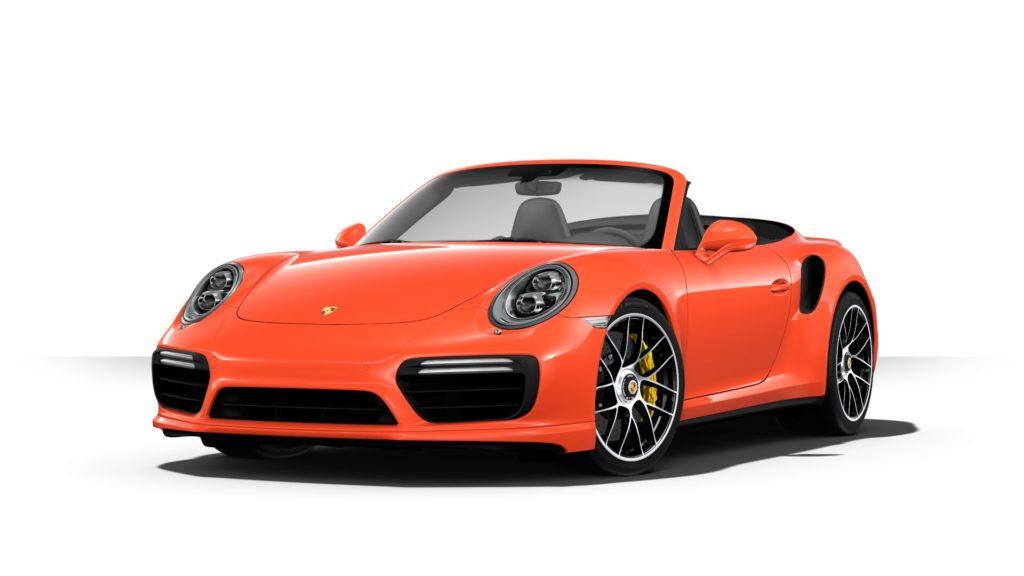 1.Porsche 911 Carrera S Cabriolet Conversível