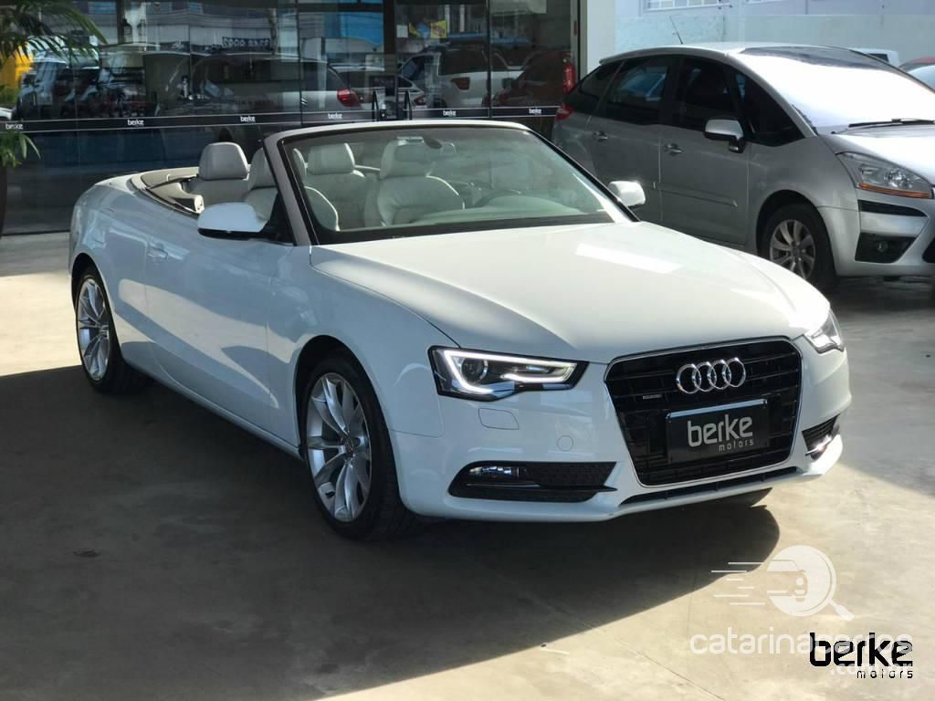 carro conversível Audi A5