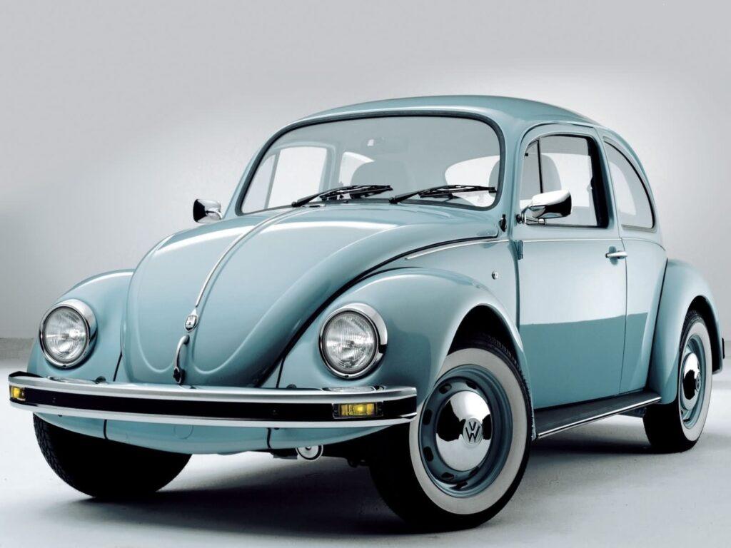 carro clássico e antigo Fusca