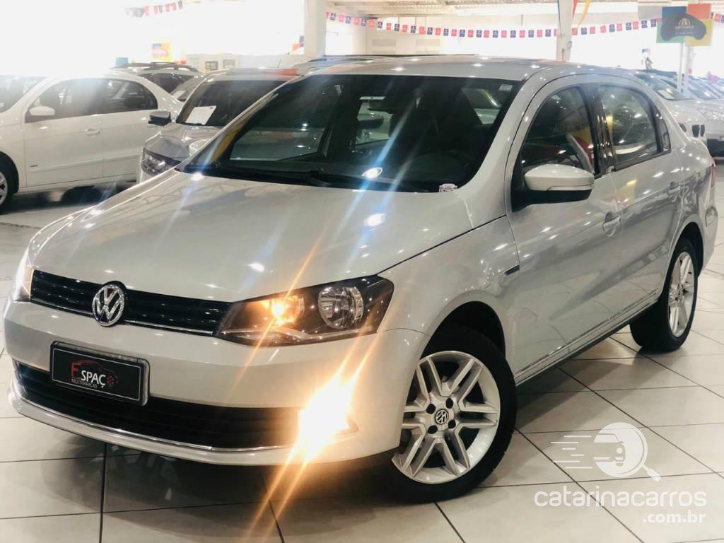 Voyage, um Volkswagen para viajar