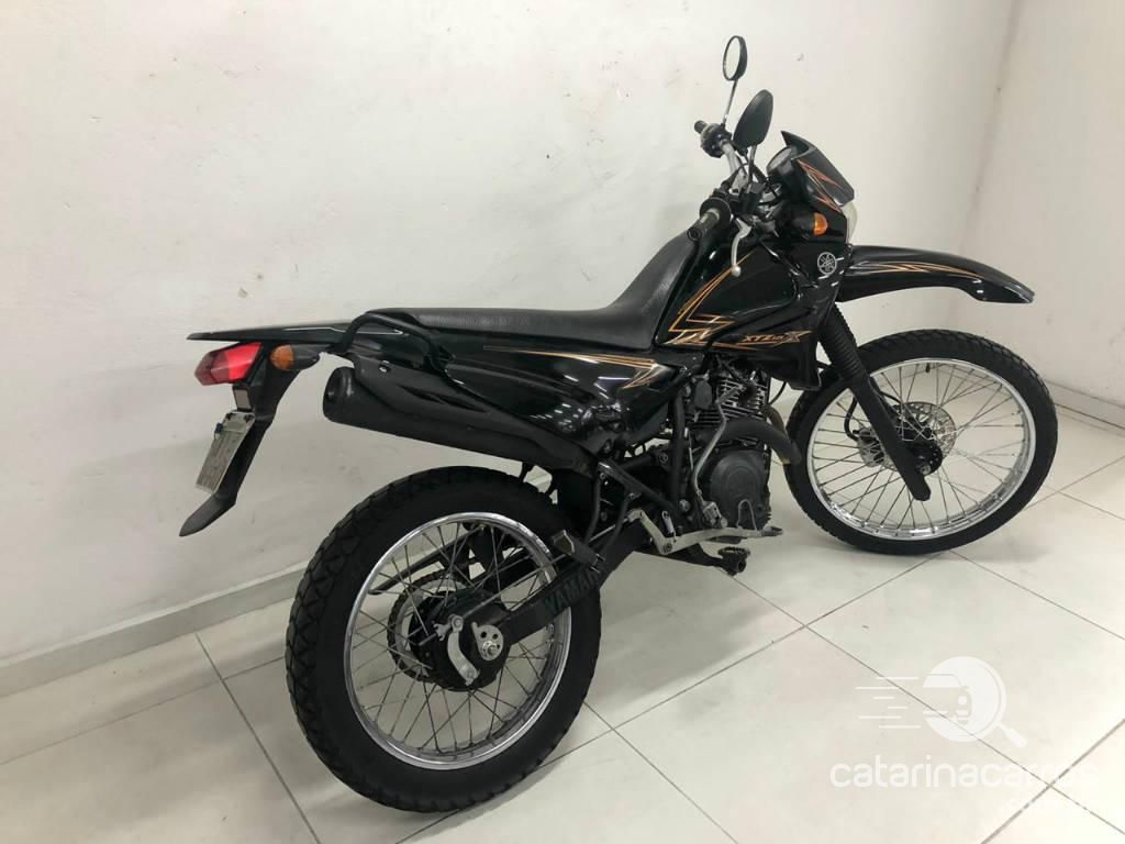 moto mais econômica Yamaha xtz 125