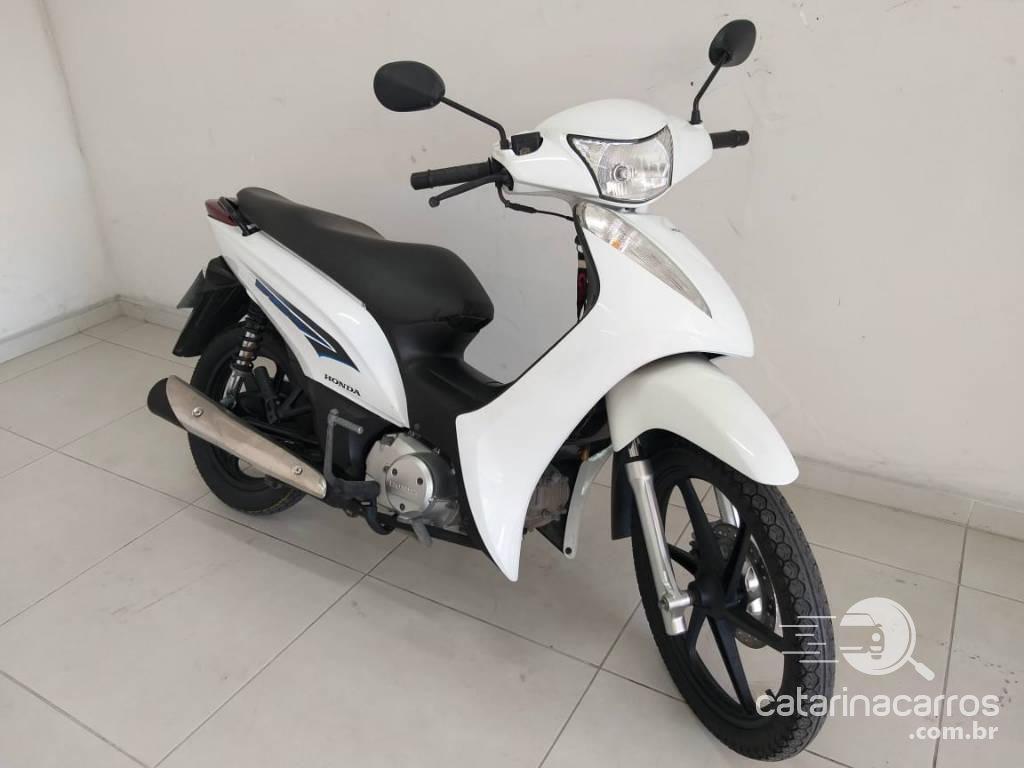 moto mais econômica Honda biz