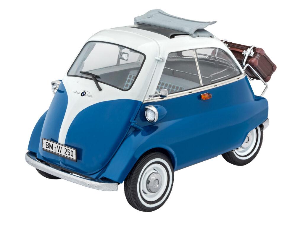 carro pequeno BMW Isetta
