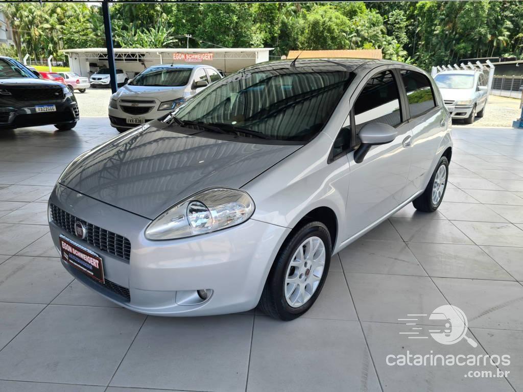 carros usados até 30 mil - Fiat Punto