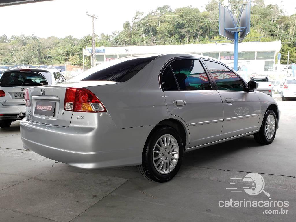carros até 30 mil reais - Honda Civic