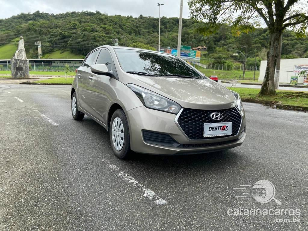 carros que menos desvalorizaram em 2020 Hyundai Hb20