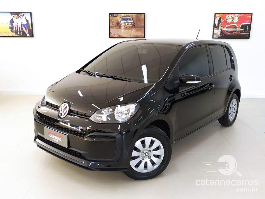 Carro com menor custo de manutenção e o melhor custo-benefício: VW-Up