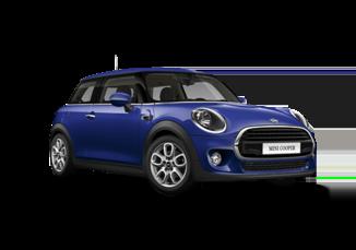 carro pequeno Mini Cooper