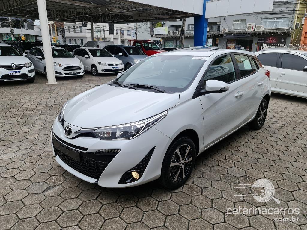 carros que menos desvalorizaram em 2020 Toyota Yaris