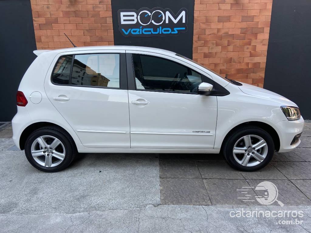 Carro Vw Fox um dos mais em conta do Brasil