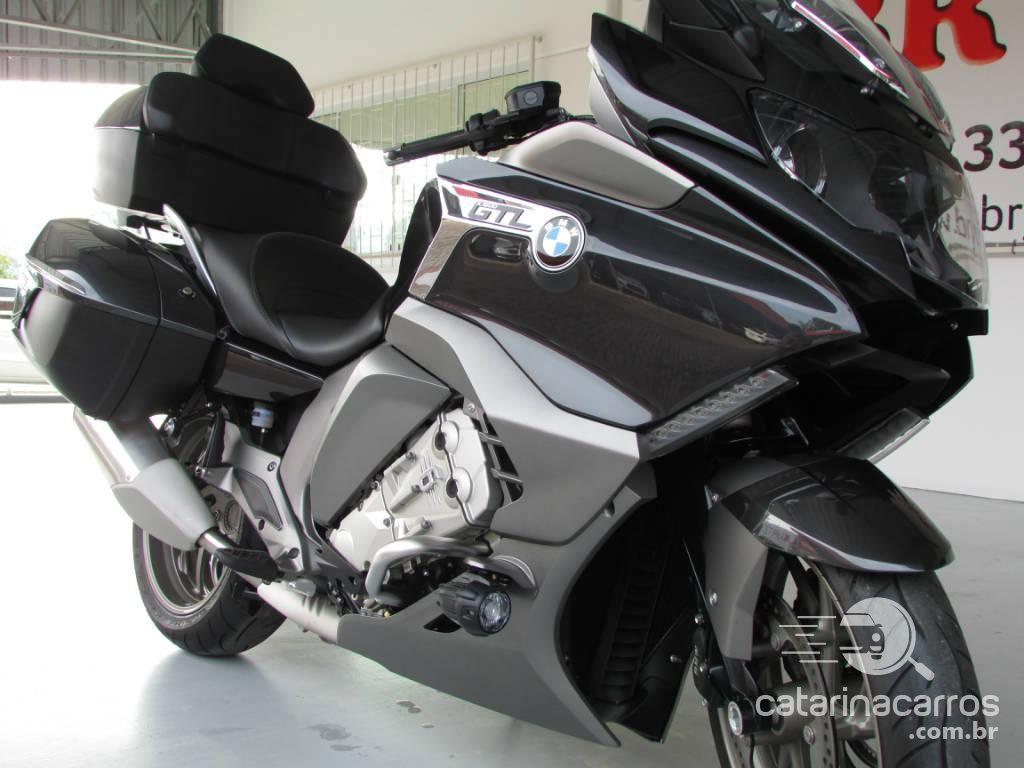 Financiar motos Touring: BMW-K-GTL