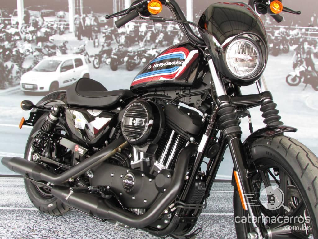Financiar motos Custom: Harley-Davidson-1200