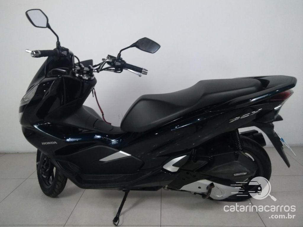 financiar motos scooter: Honda-pcx-150cc
