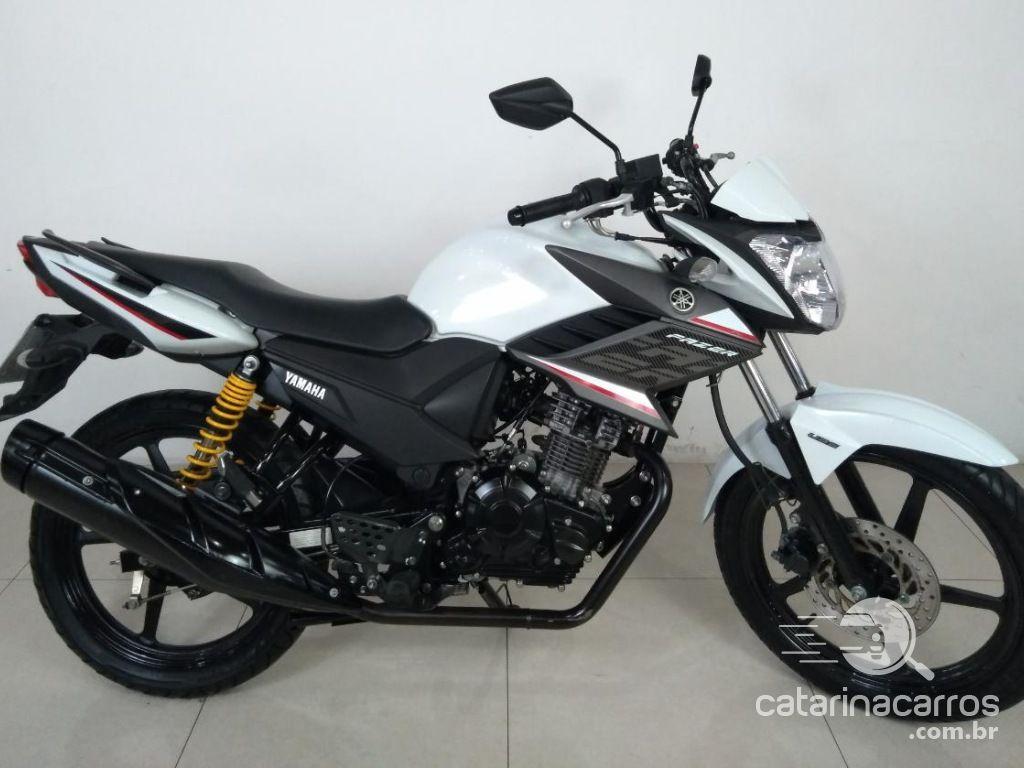 financiar motos Street: Yamaha-Fazer-150cc