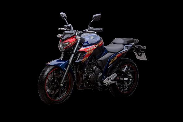Yamaha e Marvel lançam a Fazer 250 Capitã Marvel